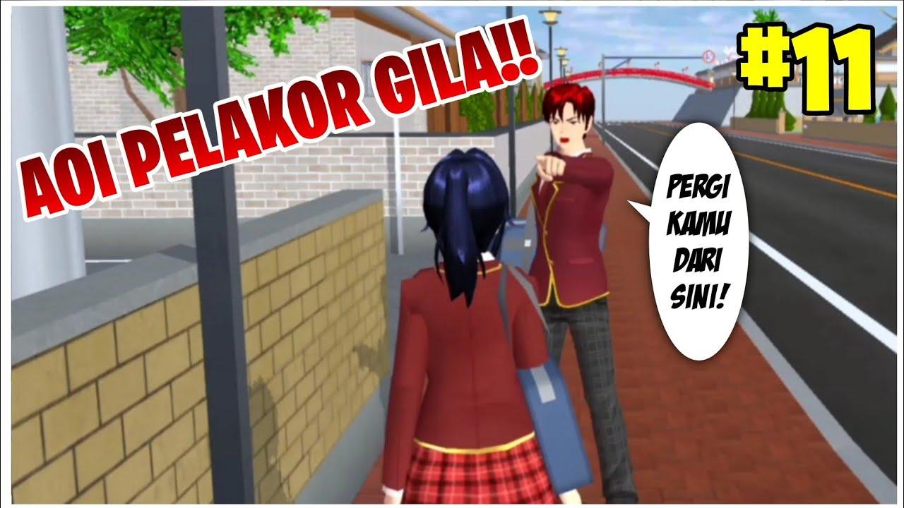 DRACULA EPISODE 11 [SEASON 2]- DRAMA SAKURA SCHOOL SIMULATOR
