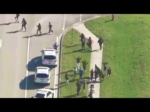 BREAKING: Florida Mass Shooting Suspect In Custody