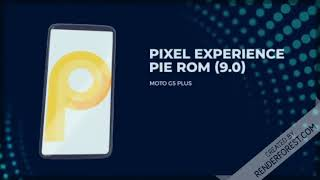 How To Install Pixel Experience Pie GSI on Moto G5 Plus / Potter