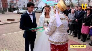 Красная горка во Дворце бракосочетаний