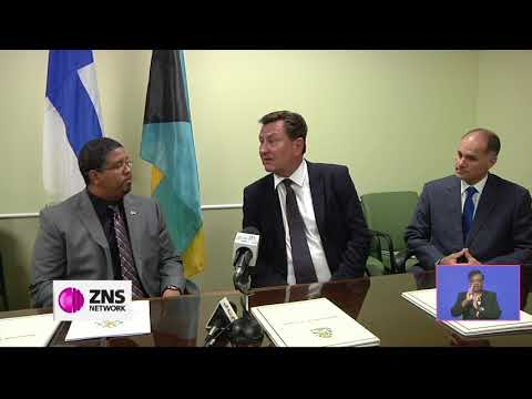 BAHAMAS SIGNS TAX INFORMATION EXCHANGE AGREEMENT WITH FINLAND