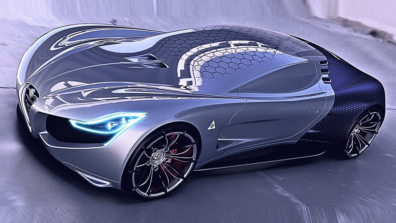 Alfa Romeo Concept Car >> Alfa Romeo C18 Concept Car For Bad Boys