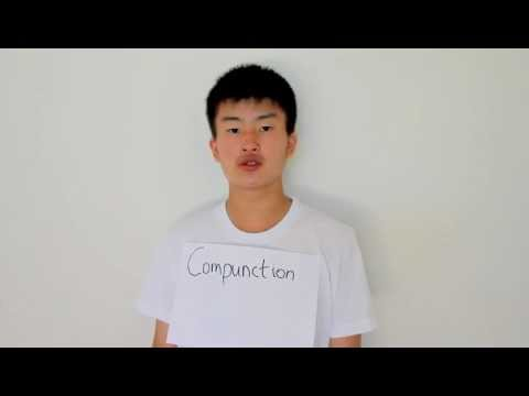 Header of compunction