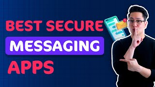 TOP 7 most secure messaging apps in 2021 ✅ Stop giving your info out screenshot 4