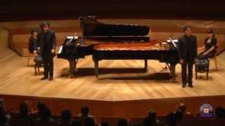 "M. Ravel ""Daphnis et Chloé"". Moreno Gistain Piano Duo."