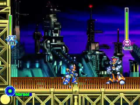TAS Megaman X5 100% All Stages (X) in 58:30 by zeroblaze777