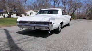 1965 Pontiac GTO For Sale~Matching 389~4 Speed~Body Off Restoration~FANTASTIC!!