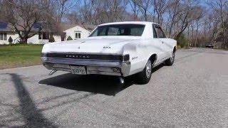 1965 Pontiac GTO For Sale~Matching 389~4 Speed~Body Off Restoration~FANTASTIC!!