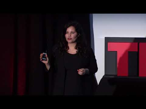 Why AI Will Save My Life the Second Time Around | Iya Khalil | TEDxWaltham