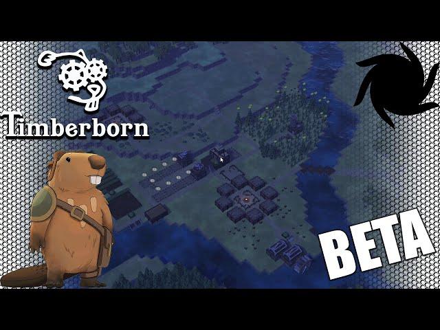 Timberborn Beta - Fancy Beavers - Expanding