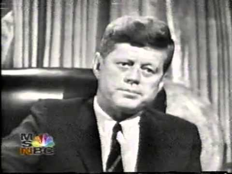 MSNBC Time & Again: Interview with JFK and RFK in 1963