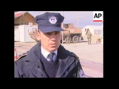 Security tightens at Serbia/ Kosovo border crossing; PM comment