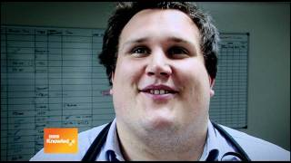 bbc knowledge junior doctors character profile jon south africa