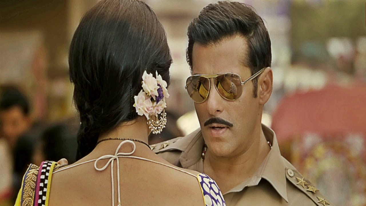 Dagabaaz Re Dabangg 2 Song Feat Salman Khan Sonakshi Sinha Youtube