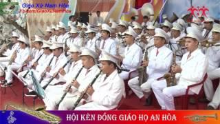 Hòa Tấu: Tình Yêu Thiên Chúa - Thế Thông&Đình Diễn   Hội kèn Giáo Họ An Hòa