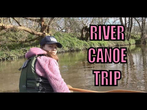 River Canoe Trip | Bushcraft 2 Night Camp Out
