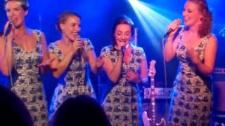 De meisjes met de wijsjes @Taverne Bergen NH / 6 Oktober 2015 / EP Release Van Huys Uit