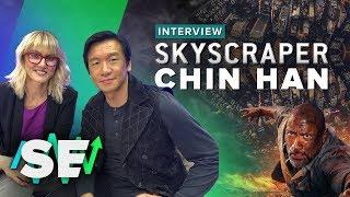 Skyscraper's Chin Han talks disaster movies and tech CEOs | Stream Economy