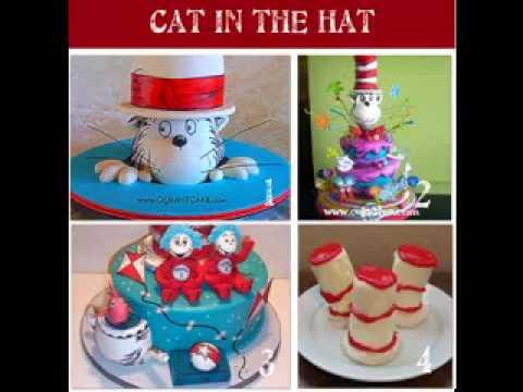 Diy Dr Seuss Birthday Party Decorating Ideas
