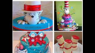 DIY Dr seuss birthday party decorating ideas