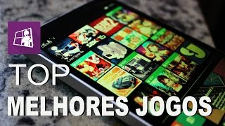 Top 5 Melhores Jogos Windows Phone / Windows 10 Mobile