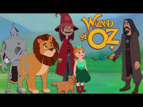 The wizard of oz мультфильм