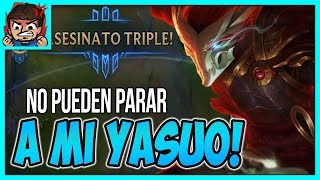 Yasuo Legends