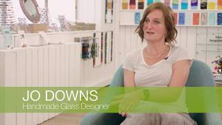 Introducing the NEW Jo Downs Glass from Solidor