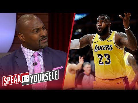 Marcellus Wiley questions LeBron's strategy of calling out his teammates | NBA | SPEAK FOR YOURSELF thumbnail