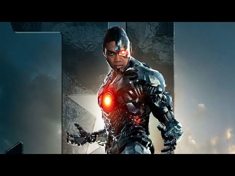 Ray Fisher on Cyborg
