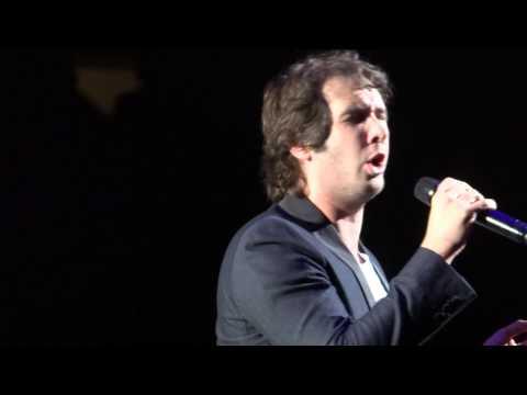 Josh Groban THE PRAYER Duet with Judith Hill Auburn Hills 10/23/2013