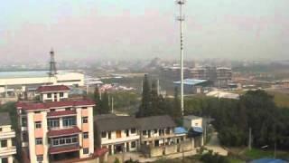 中国 滬杭高速鉄道 杭州→上海虹橋1 China Shanghai-Hangzhou High-Speed Railway