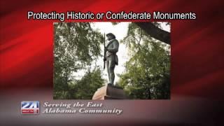 Senate Delays Vote on Alabama Memorial Preservation Act