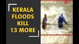Kerala flood death toll rises to 210