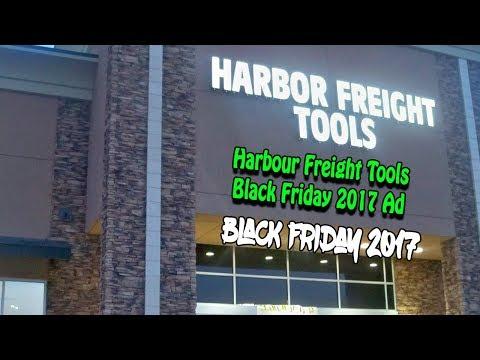 Black Friday Deals 2017 - Harbor Freight Black Friday 2017 Ad