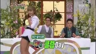 110625 MBC QTCTW Secret Hyosung Get y