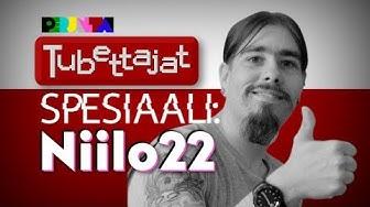 PERJANTAI: Tubettajat spesiaali: Niilo22