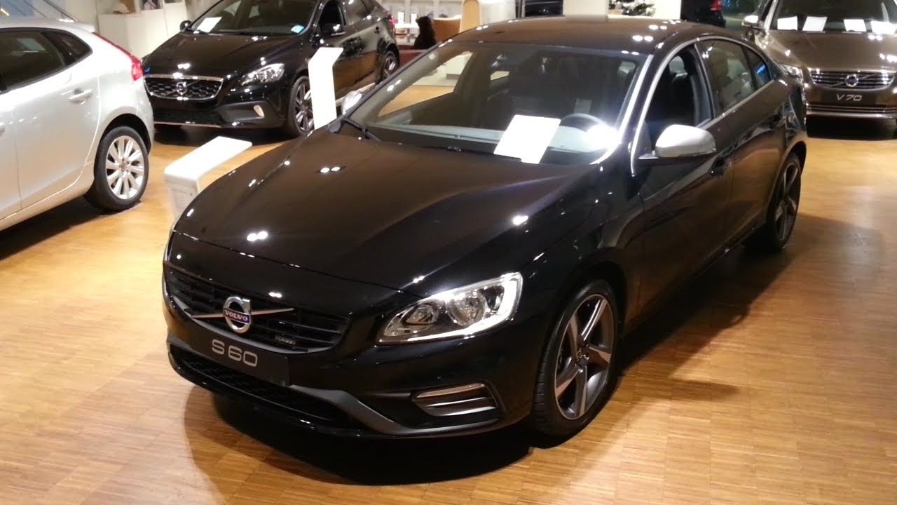 Volvo S60 R Design 2015 In Depth Review Interior Exterior