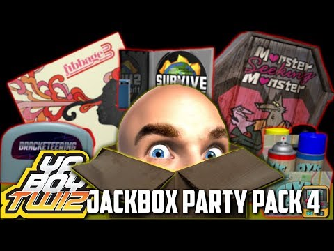The Jackbox Party Pack 4 : Come Join!