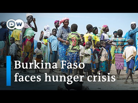 UN warns of hunger crisis in Burkina Faso | DW News