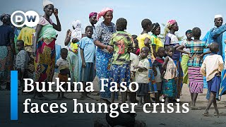 The un world food programme is warning of an escalating humanitarian crisis in burkino faso. they say situation being driven by extremist violence. t...