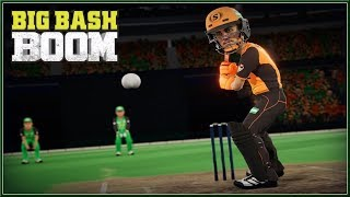 BOOM! BIG BASH - Official Gameplay NEW Cricket Game Trailer 2018 (Switch. PC, PS4 & XB1) HD