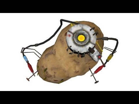 Portal 2 Potatos Science Kit Review