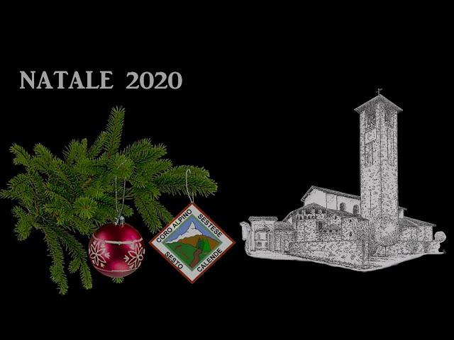 Natale 2020, Concerto Virtuale in tempo di Covid19