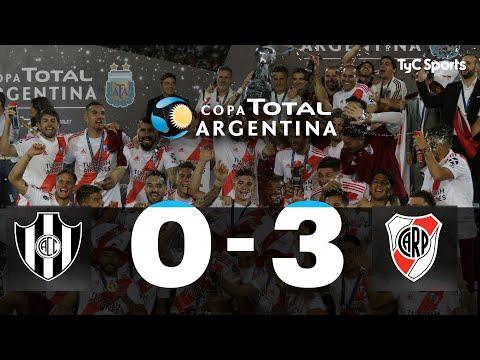 River 3 VS. Central Córdoba 0 | FINAL | Copa Argentina 2019