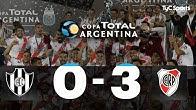 River 3 VS. Central Córdoba 0   FINAL   Copa Argentina 2019