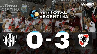 River 3 VS. Central Córdoba 0 | FINAL | Copa Argentina 2019
