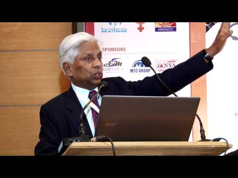 Mr. L. Pughazenthy, ILZDA during Panel Discussion at Mtlexs:Make In India Conf.