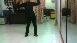 "crazy dance ""Bhojpuri"" ishq di galli vich ""No Entry"" bihari babu...."