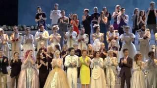 Золушка крайний спектакль, Stage Entertainment, Театр Россия